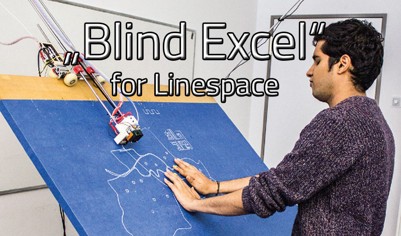 Thumbnail of Excel for the Blind - Linespace